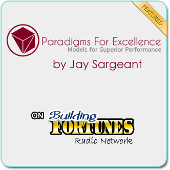 The Paradigms of Persuasion with Jay Sargeant