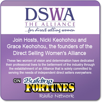 The DSWA Show Hosted By Nicki and Grace Keohohou - On Building Fortunes Radio