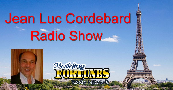 Jean Luc Cordebard Radio Show