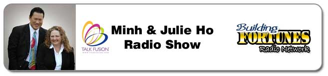 The Minh Ho and Julie Ho Talk Fusion Radio Show