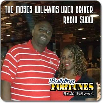 The Moses Williams Uber Driver Radio Show