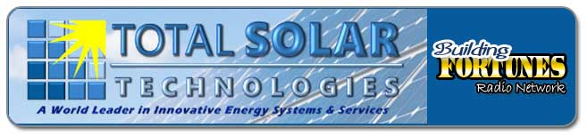 The total solar technologies radio show for do it yourself solar the total solar technologies radio show for do it yourself solar kits solar panels and solar batteries explained by roger k young with co host peter solutioingenieria Images