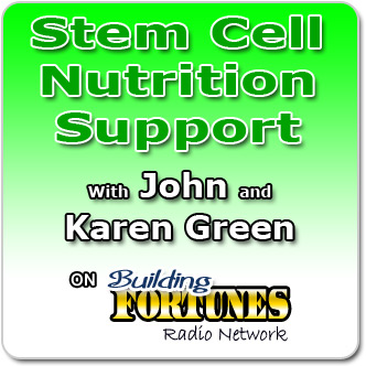 Stem Cell Nutrition Support with John