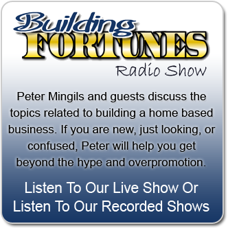 The Building Fortunes Radio Show with Peter Mingils